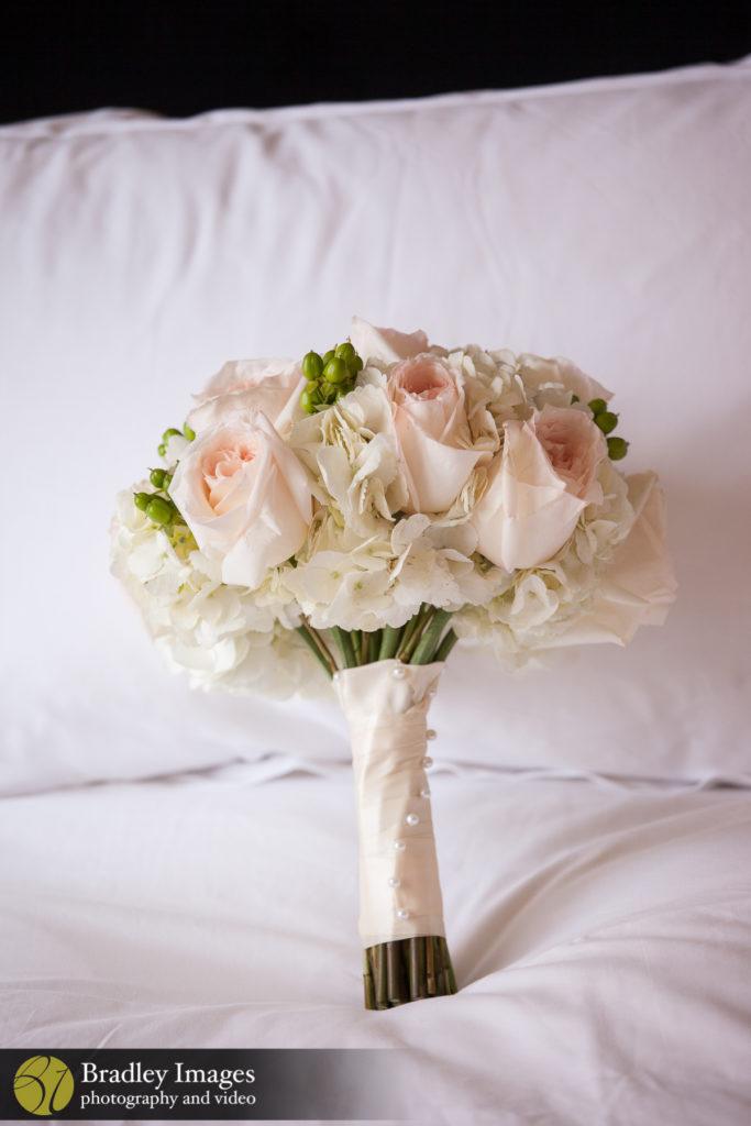 The Fairfax Bride Bouquet