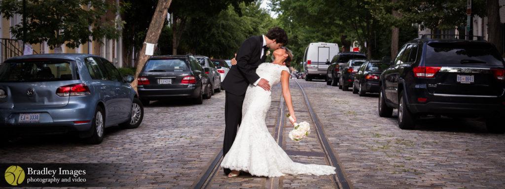 The Fairfax Bride and Groom Street Dip