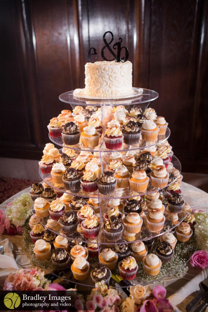 Grand Historic Venue Cupcakes