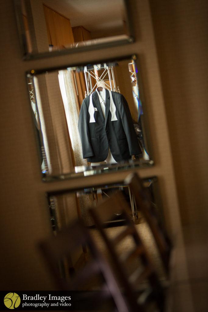 Grand Historic Venue Groom Tux