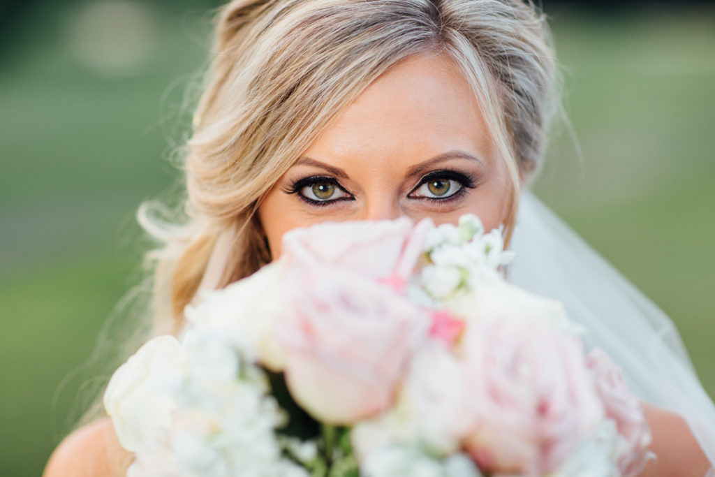 Mountain Branch Country Club Bridal Bouquet