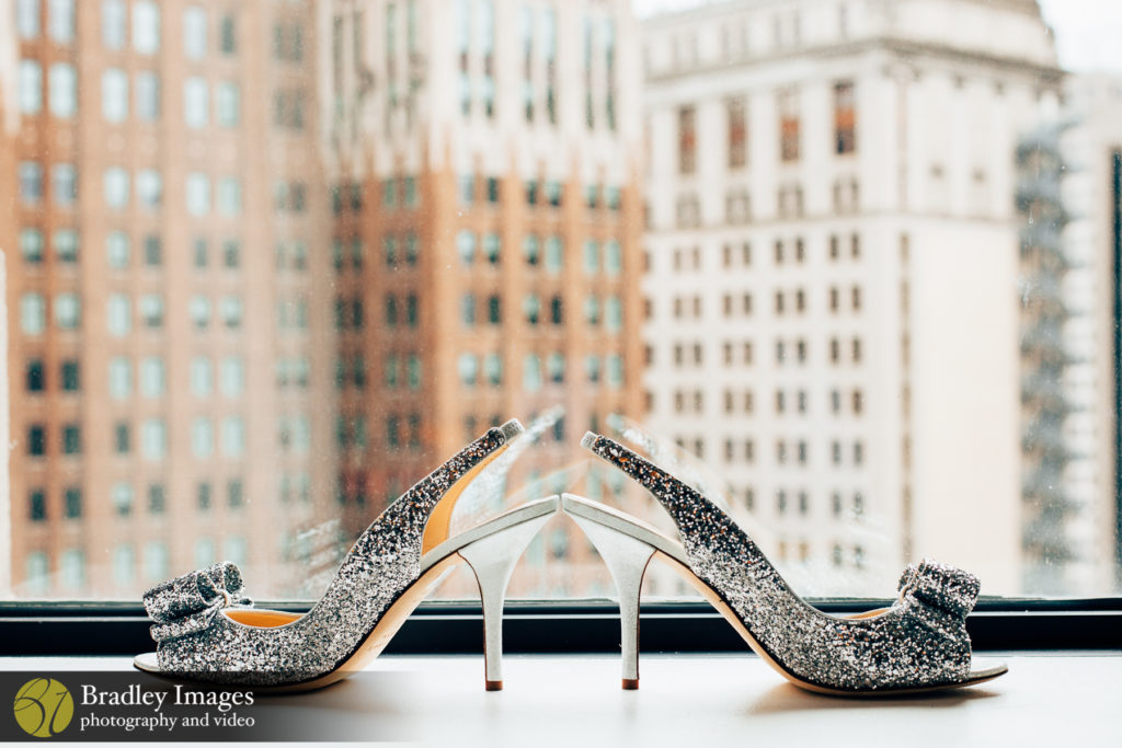 Hotel Monaco Wedding Shoes