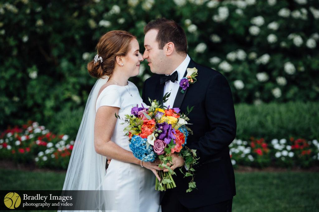 Royal Sonesta Bride and Groom