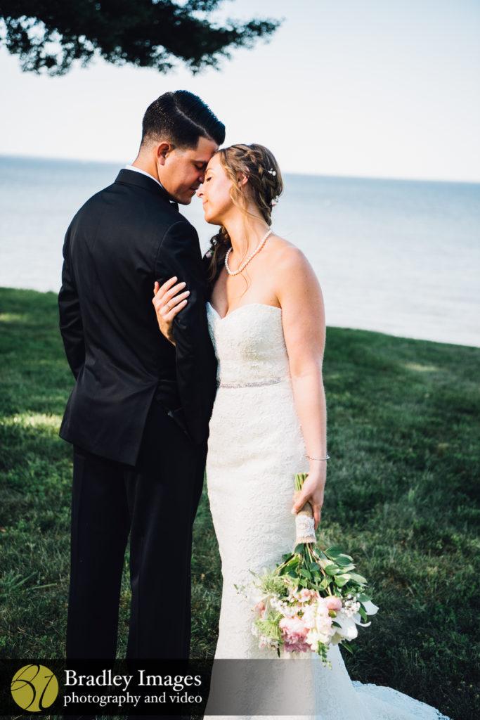 Annapolis Maryland Wedding Bride and Groom