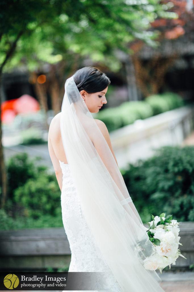 Mill Dye House Bride Veil