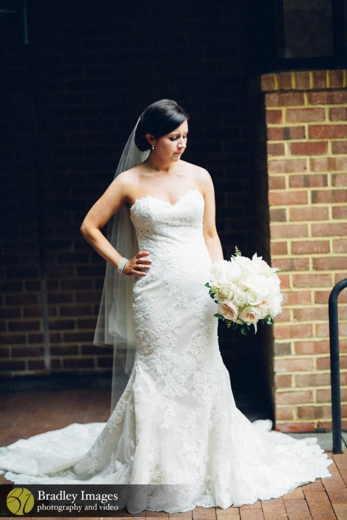 Mill Dye House Bride Bouquet