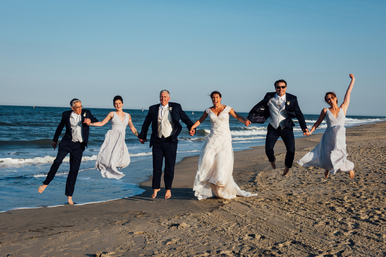 Molly Vince Rehoboth Beach Delaware Wedding Photography