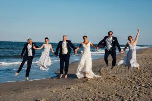 Rehoboth Beach Bridal Party