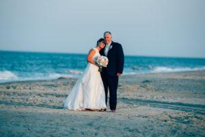 Rehoboth Beach Beach wedding