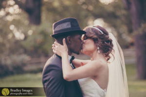 Bradley Images Photography Double Tree Hilton Washington D.C Photographer bride and groom kissing