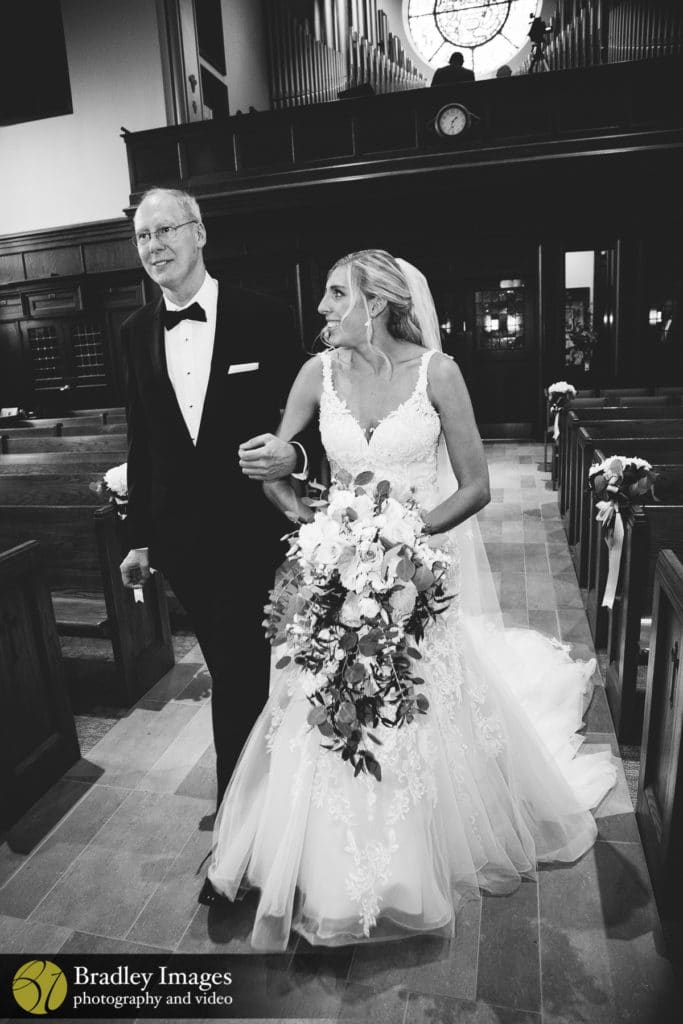Hyatt Baltimore Wedding Father of The Bride
