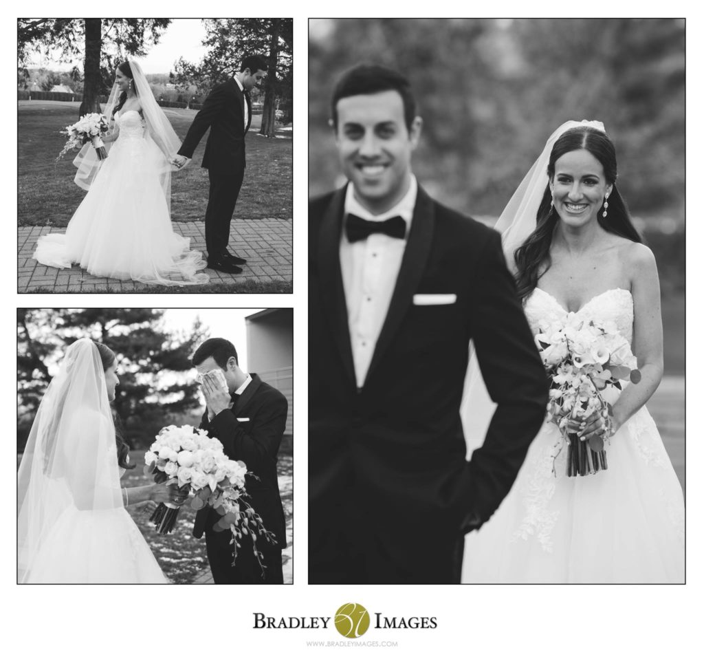 Woodholme Country Club-Baltimore Wedding-First Look