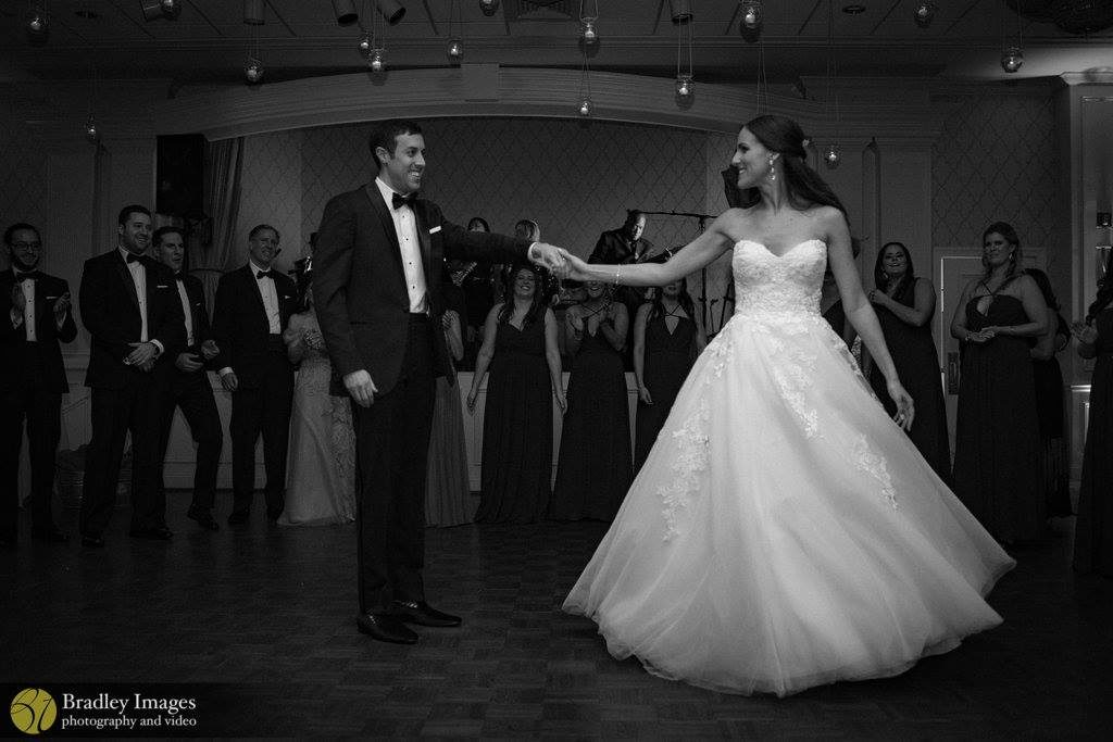 Woodholme Country Club-Baltimore Wedding First Dance