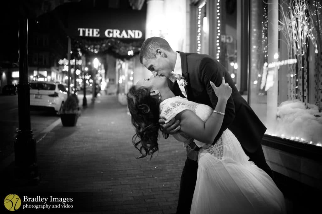 The Grand-Baltimore Wedding