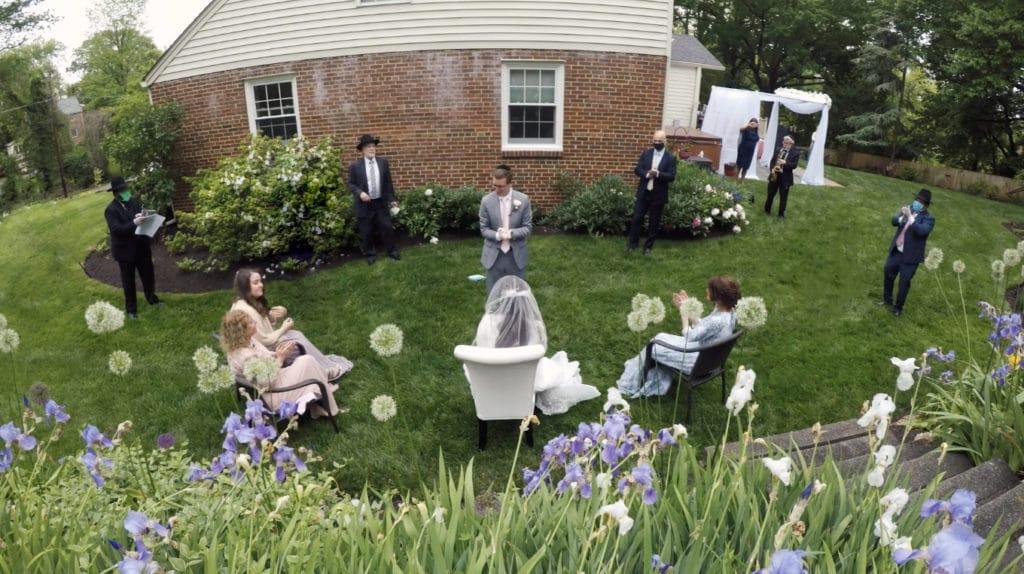 ceremony covid